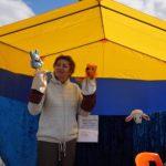«Солнечный марафон» 7 сентября 2013 г. на набережной р. Обь