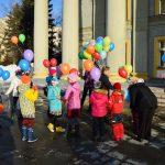 Солнечный марафон, 23 марта 2017 г., ДК им. Горького